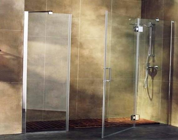 Cabinas De Baño Vidrio Templado:Cabinas para Baños de Cristal